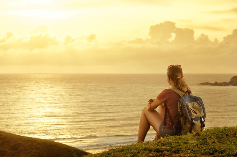In vacanza da soli