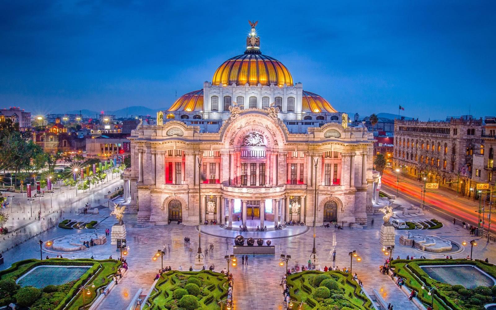 Messico: previsione di crescita del turismo fino al 65% nel 2021